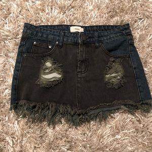 Cutest mini skirt ever